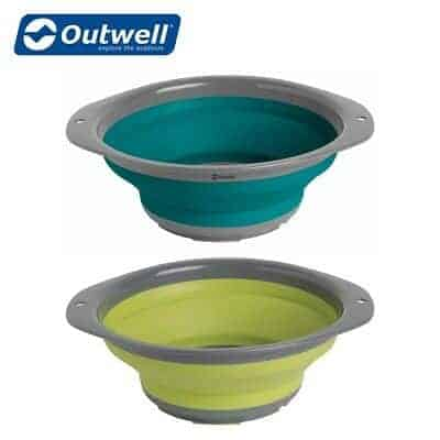 Outwell collaps bowl medium 23. 5cm