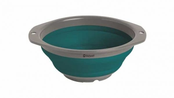 Outwell collaps bowl m 23. 5cm lime green deep blue