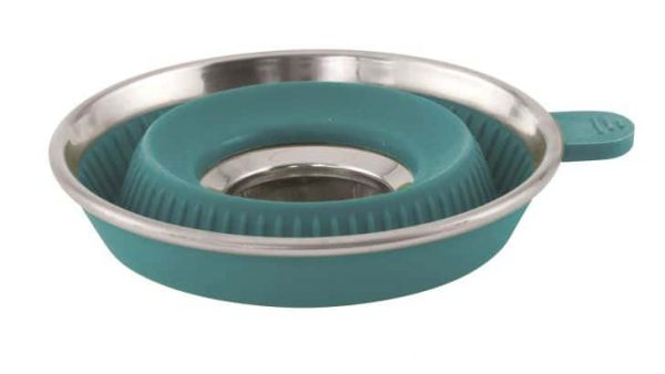 """Outwell 'collaps"""" collapsible coffee filter holder deep blue"""