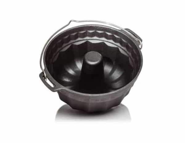 Petromax ring cake pan with tarte lid