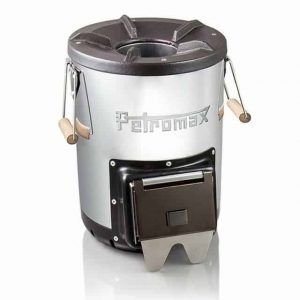 Petromax Rocket Stove Portable Wood Burning Camp Stove