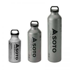 Soto camp cooker Fuel Bottles