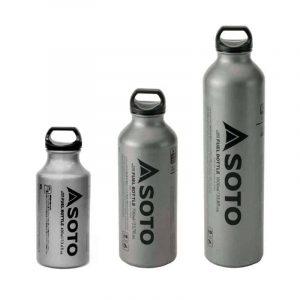 Soto camp cooker Fuel Bottles