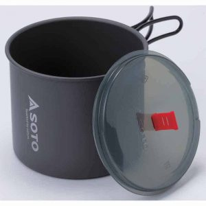 Soto New River Camping Pot