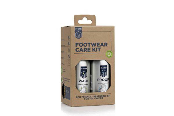 Storm premium footwear care kit