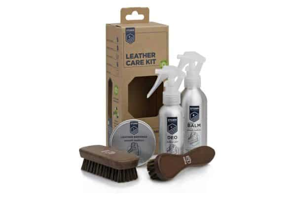 Storm leather care kit