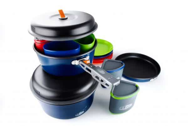 Gsi bugaboo camper - cook and eat set