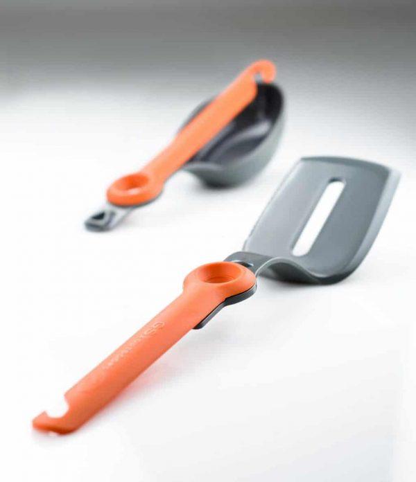 Gsi gourmet kitchen set 11 cooking utensil kit