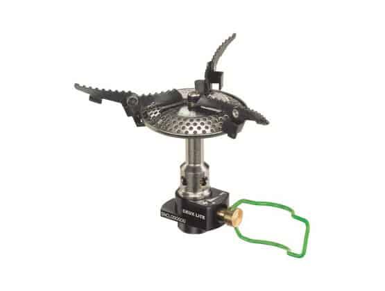 Optimus crux lite stove with sparky piezo igniter