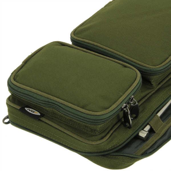 Ngt buzz bar bag - twin section and multi pocket (520)