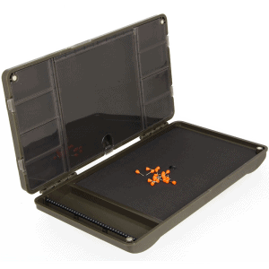 NGT XPR PLUS Box - Terminal Tackle and Rig Board Magnetic Tackle Box