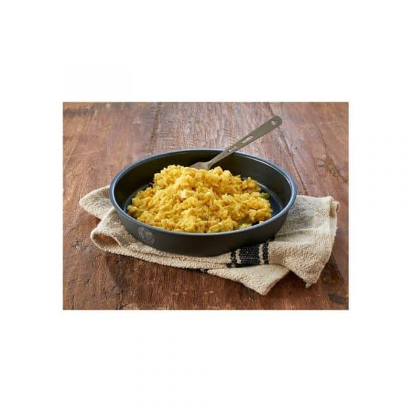 Trek'n eat chicken curried rice