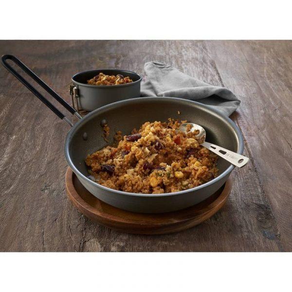 Trek'n eat mexican style quinoa. (vegy)