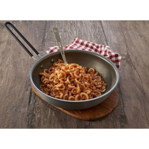 Trek'n eat pasta with vegetarian bolognese (vegy)