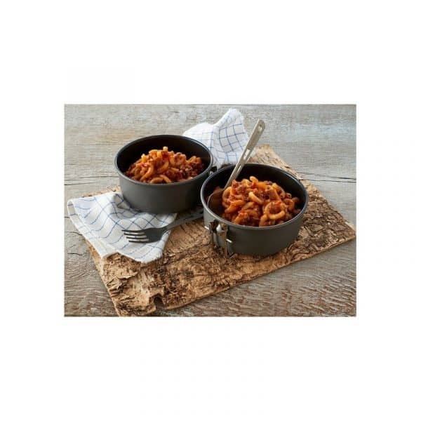 Trek'n eat spicy beef casserole & noodles