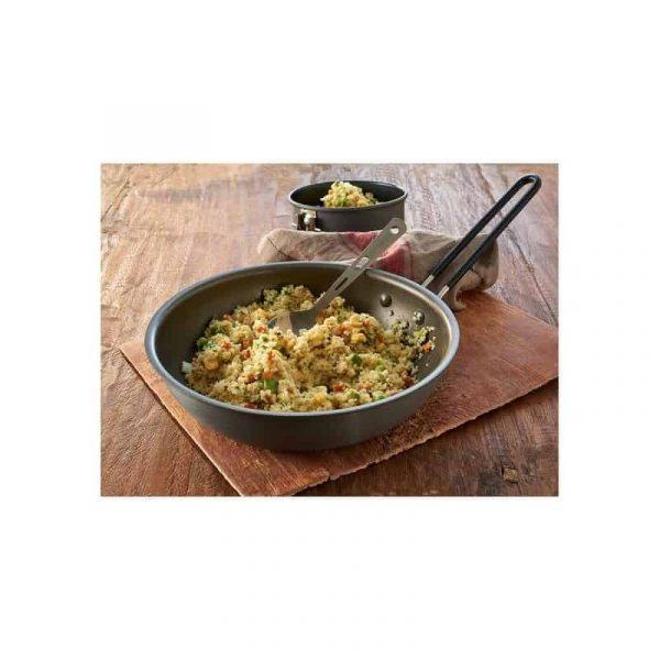 Trek'n eat vegetable couscous