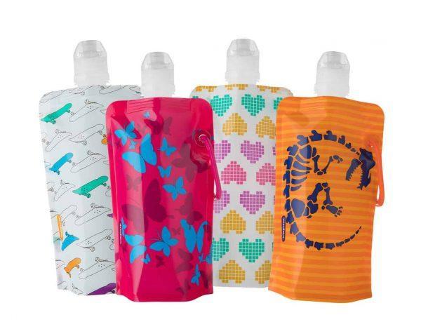 Vapur 400ml kids bottle (various colours)