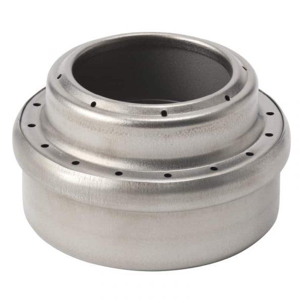 Evernew titanium alcohol stove