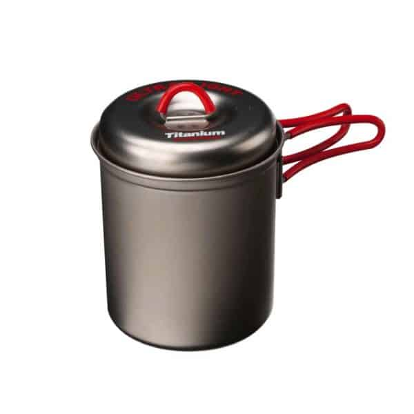 Evernew ti ultralight deep pot 640ml