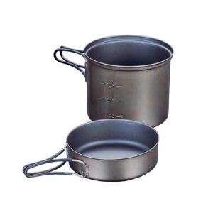 EVERNEW Titanium NS Deep Pot 09l