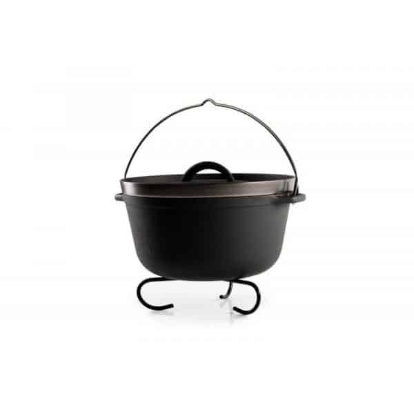 Gsi guidecast dutch oven set