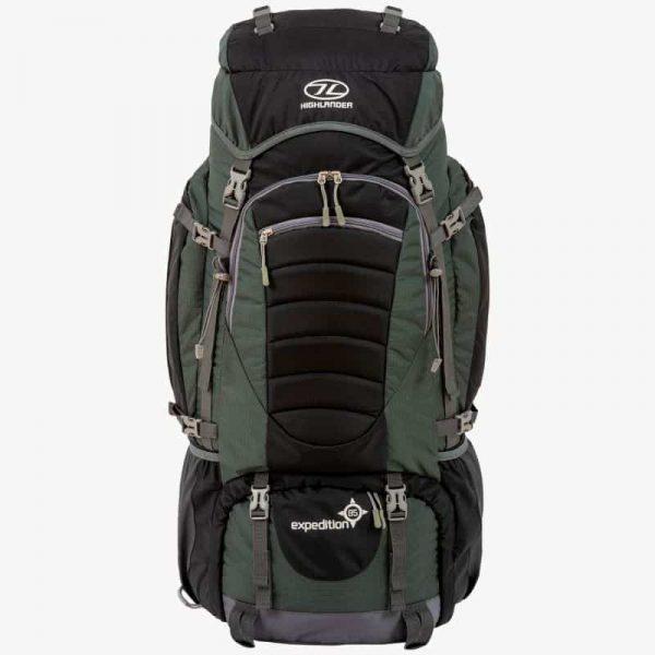 Highlander expedition 85 85l backpack