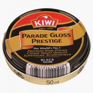 Kiwi Black Parade Gloss boot polish