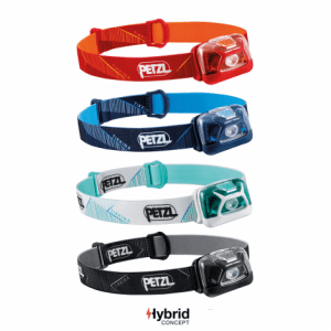 Petzl TIKKINA® Headlamp | Torch (Various Colours)