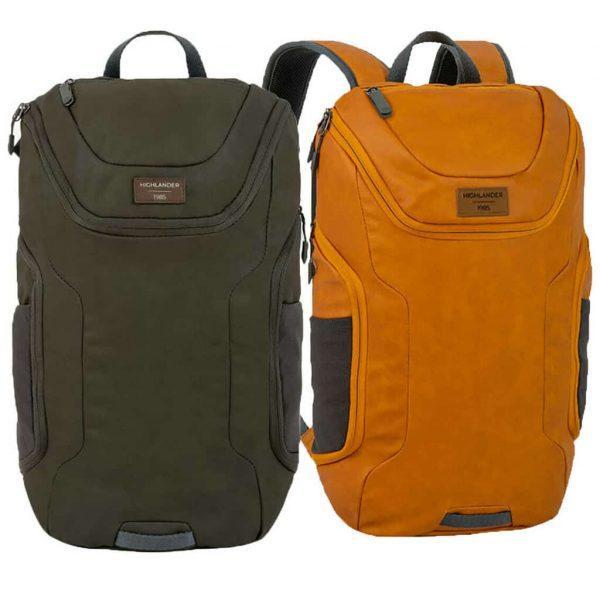 Highlander bahn backpack 22l (various colours)