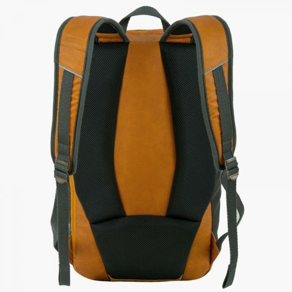 Bahn backpack, autumn orange, 22l