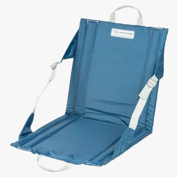 Highlander folding outdoor seat