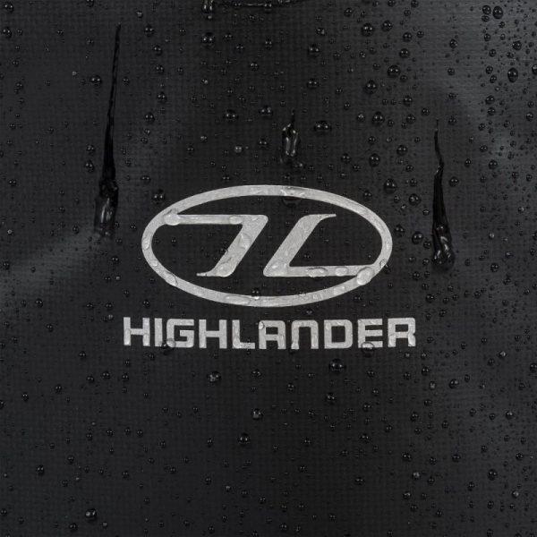 Highlander troon dry bag duffle red