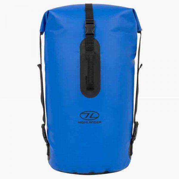 Highlander troon dry bag duffle blue