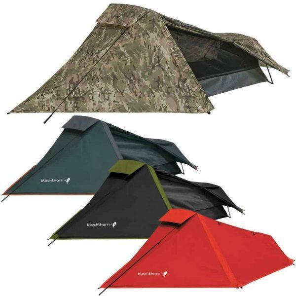 Highlander blackthorn tent