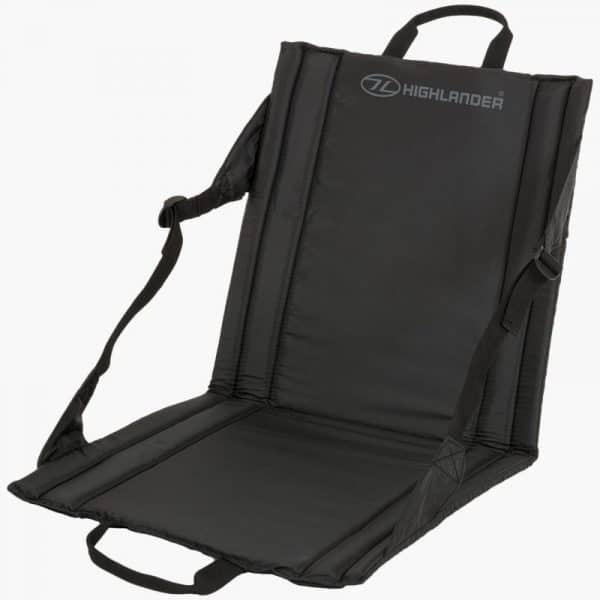 Highlander folding outdoor seat (various colours)