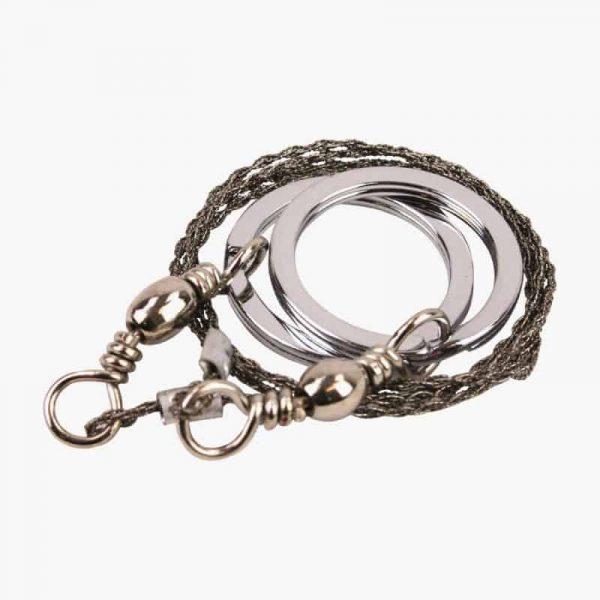 Highlander survival wire saw