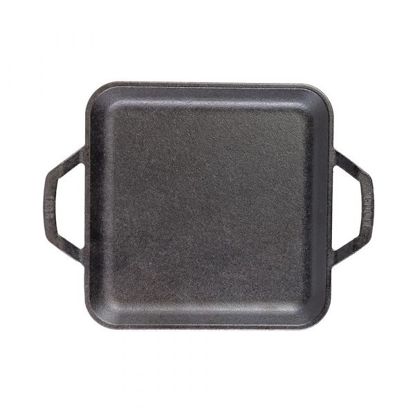 Lodge 11 inch chef collection square griddle
