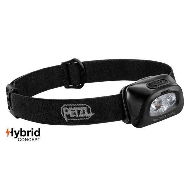 Petzl tactikka® +rgb black