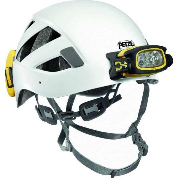 Petzl due z2 professional headlamp | torch 430 lumens