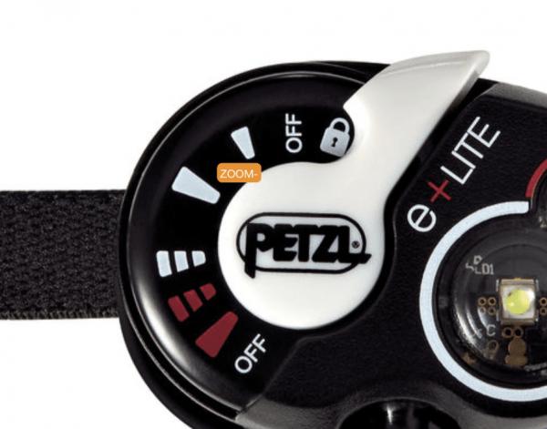 Petzl e+lite headlamp | torch