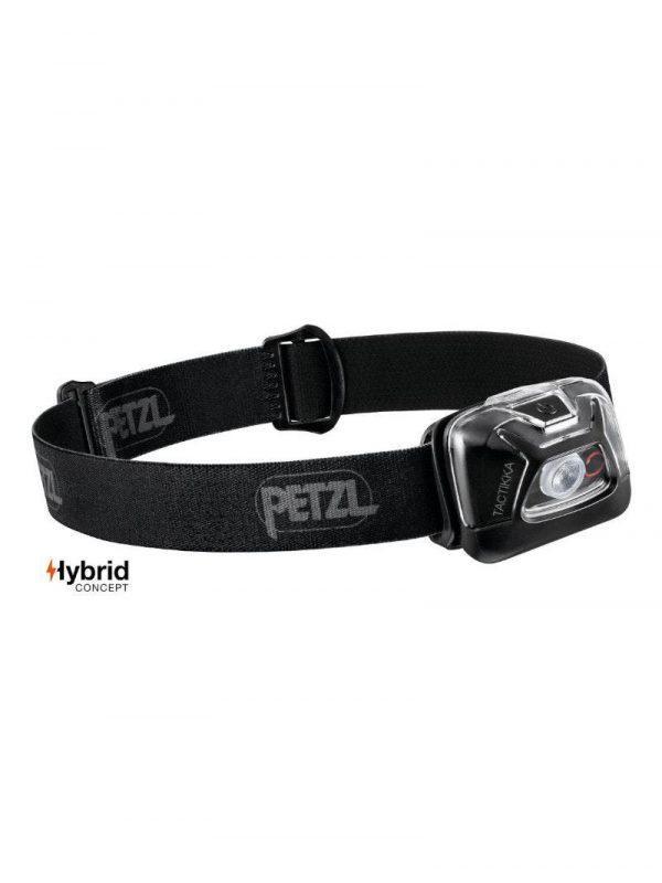 Petzl tactikka® headlamp | torch | 300 lumens (various colours)
