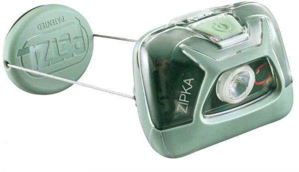 Petzl zipka headlamp | torch compact 300 lumens (various colours)