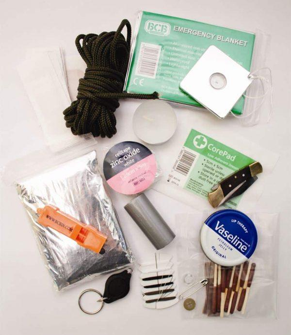 Bcb lightweight trekking essentials survival kit