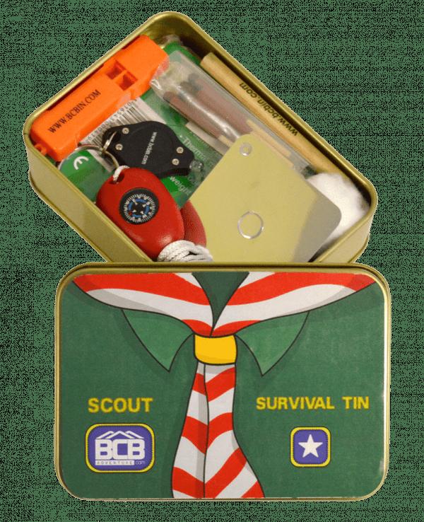 Bcb scout survival tin