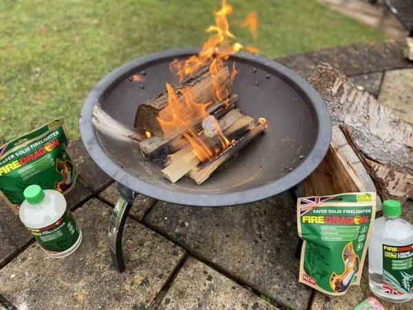 Firedragon liquid fire lighter