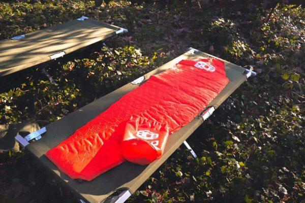 Bcb self inflating sleeping mattress
