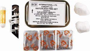 Matchless fire set (mod)