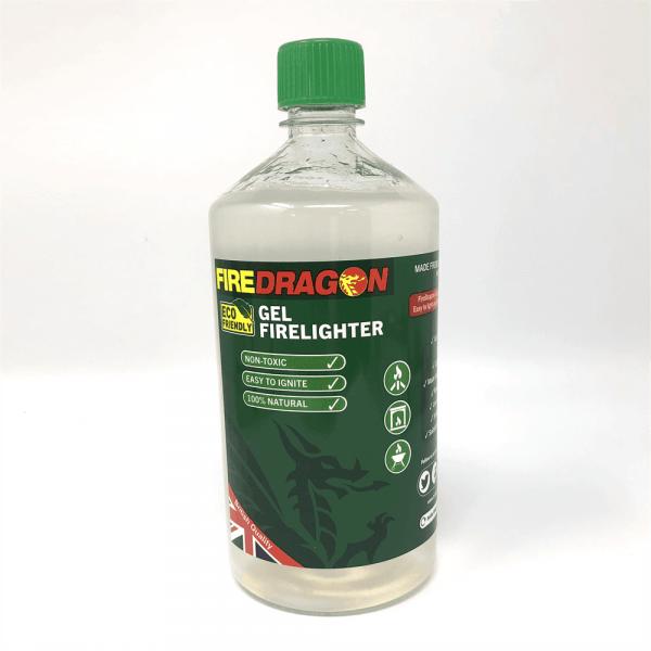 Firedragon - gel - fire lighter (various sizes)