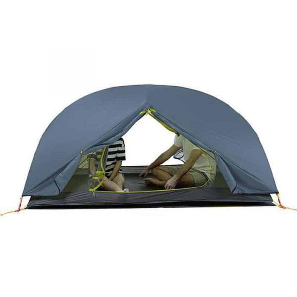 Naturehike mongar ultralight 2 man tent (blue)