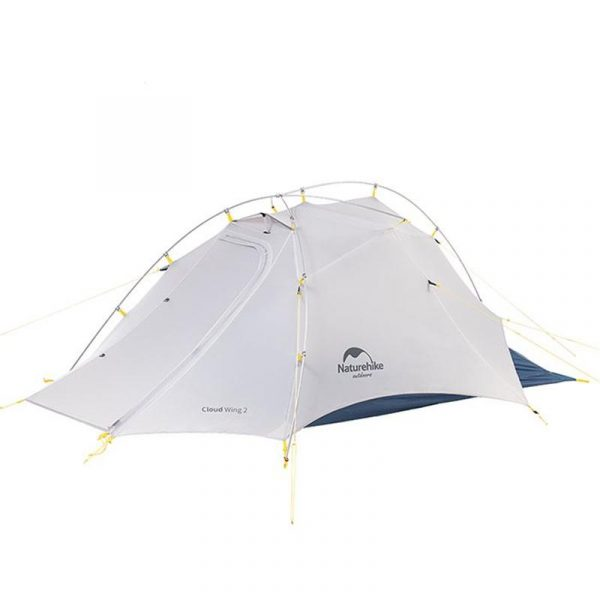 Naturehike ultralight 15d cloudup wing camping tent 2 person